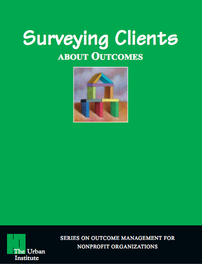 Surveying Clients About Outcomes