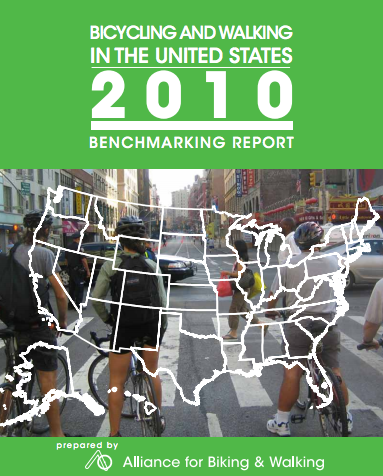 Bicycling and Walking in the United States