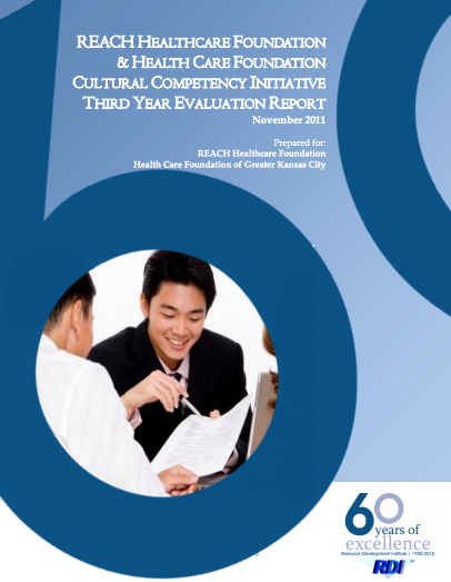 Cultural Competency Initiative: Third Year Report
