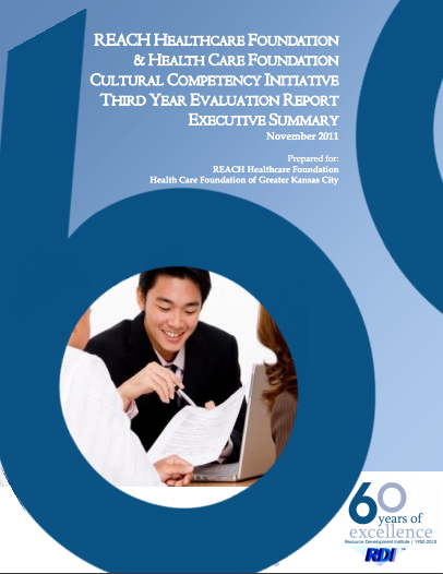 Cultural Competency Initiative Third Year Report, Executive Summary