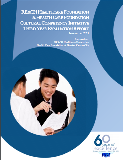 Cultural Competency Initiative Third Year Evaluation Report