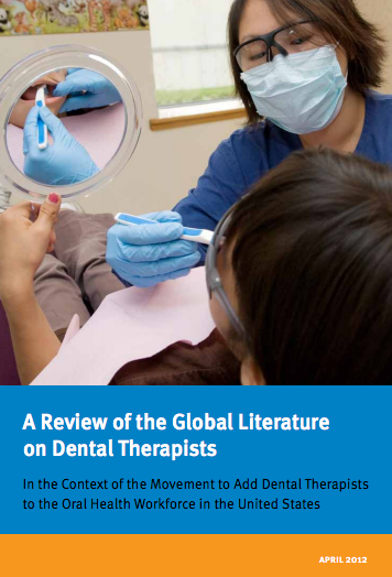 A Review of the Global Literature on Dental Therapists