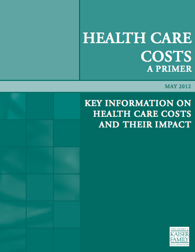 Health Care Costs: A Primer