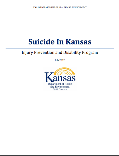 Suicide in Kansas