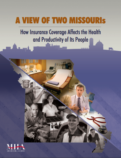 A View of Two Missouris: How Insurance Coverage Affects the Health and Productivity of Its People