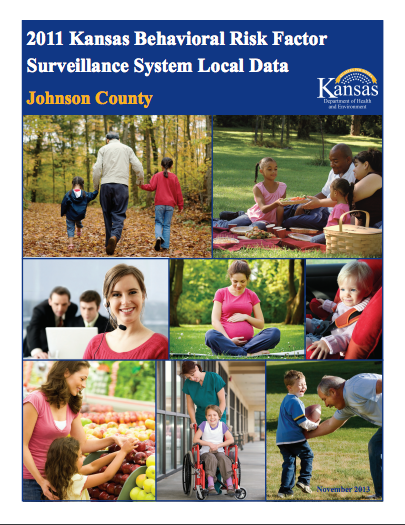 2011 Kansas Behavioral Risk Factor Surveillance System Local Data