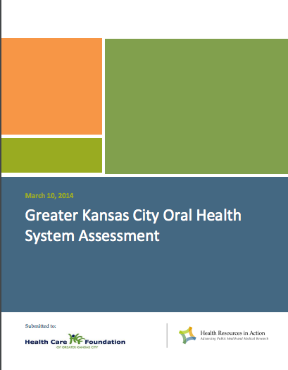 Greater Kansas City Oral Health System Assessment