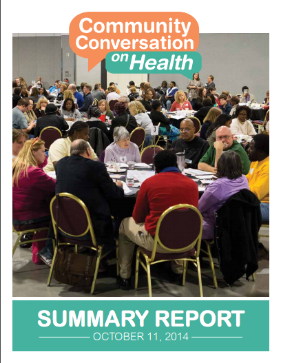 Community Conversations on Health