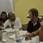 Citizens Identify Critical Issues in Their Community, Help Create a Quality of Life Plan
