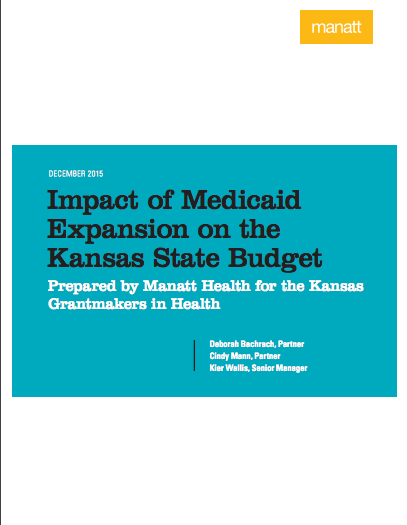 Impact of Medicaid Expansion on the Kansas State Budget