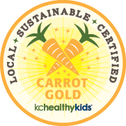Carrot Gold Badge