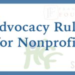 What's a nonprofit to do?