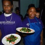 DeLaSalle students are cooking up healthy lifestyles