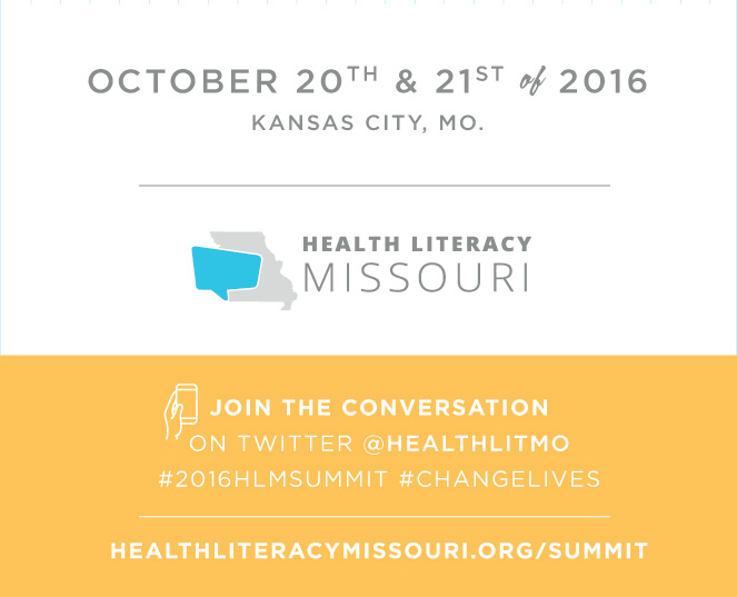 Hundreds of health professionals will gather at the 7th annual Health Literacy Missouri Summit to build health literacy skills, take part in panel discussions, and learn from state and national leaders in health literacy.