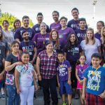 KCU medical students work with children on healthier lifestyles