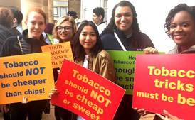 youth-advocacy tobacco Independence Health Department