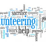 With deep gratitude, thank you to all our volunteers