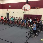 Learning bike safety is a BLAST