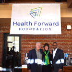 I am retiring as Health Forward's President/CEO