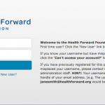 Now open: Health Forward's new management system