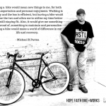 Study shows bikes are a lifeline for KC men experiencing homelessness